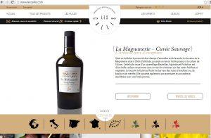Les Callis - boutique d'huiles d'olive